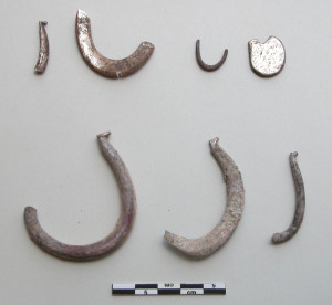 small_Early fishhooks from Onemea Mangareva Islands