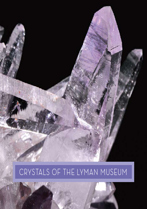 Crystals of the Lyman Museum Book Cover