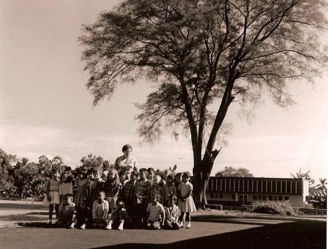 Emily Pierce--Hilo Union School-- Kindergarten class 10/11/1965 (0058)