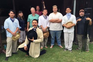 Cast and Crew of Documentary: Katsu Goto, 2016